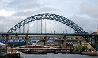 Tyne Bridge and others