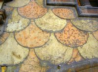 Tiles, Vicenza, Italy 2008