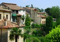 Hanging gardens, Asolo, Italy 2008