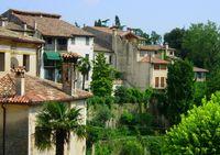 Hanging gardens, Asolo, Italy 2008